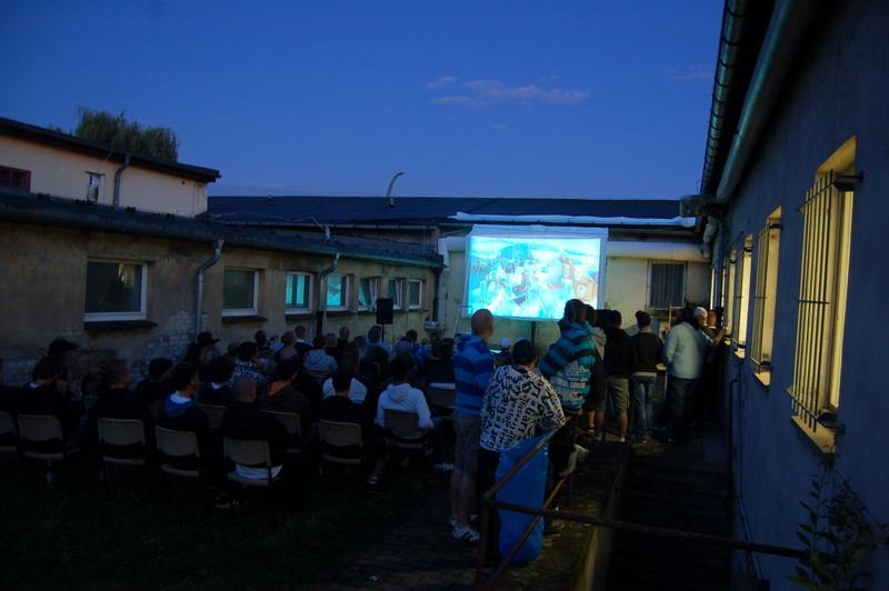 2. Block U Sommerkino