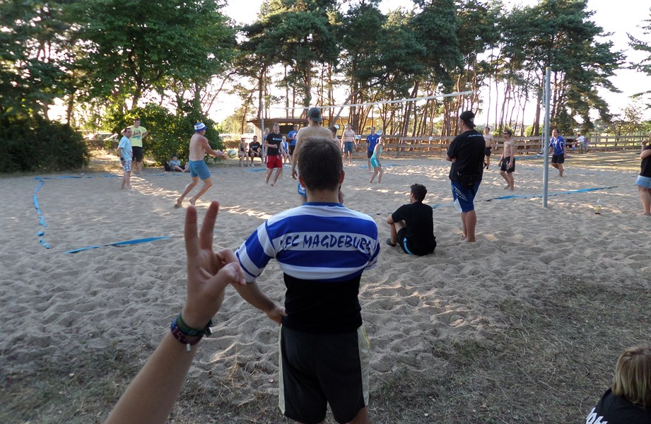 4. Block U Beachvolleyballturnier