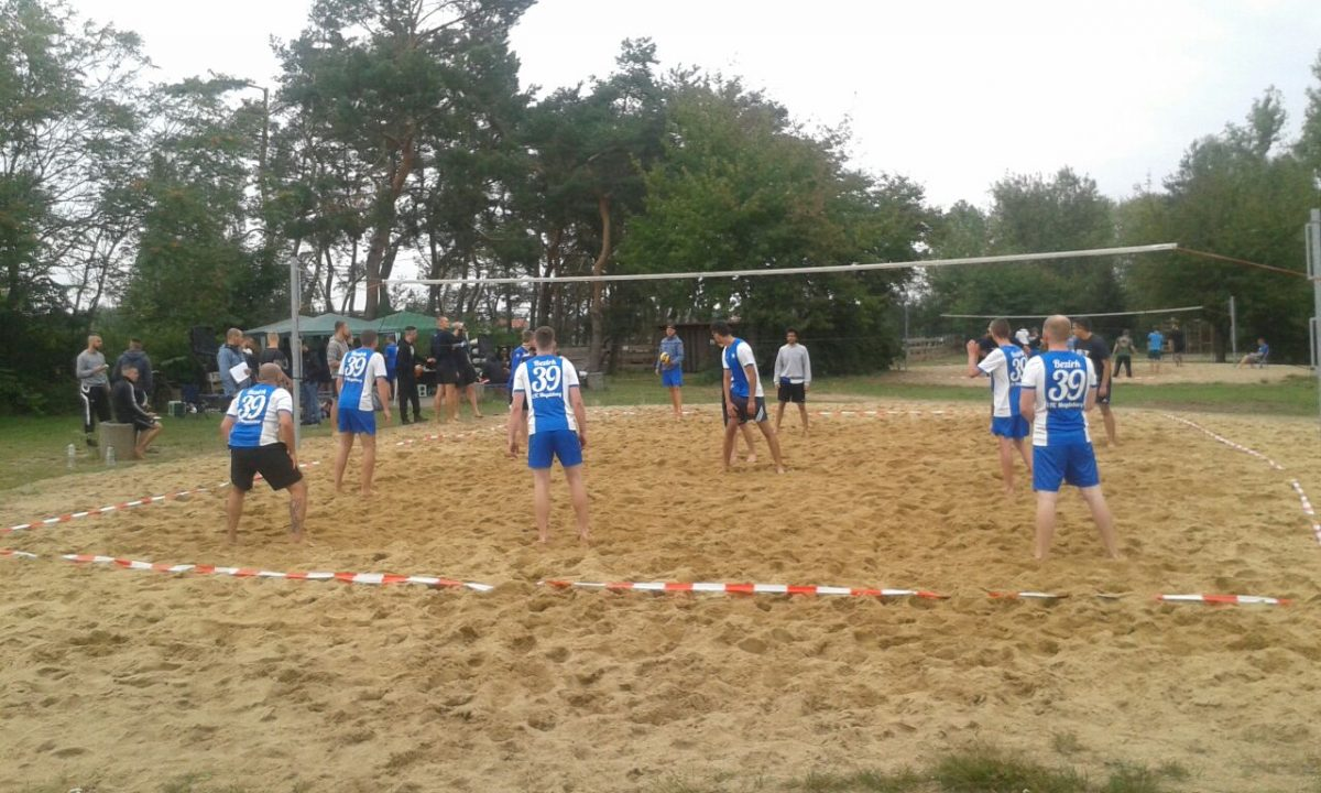 6. Block U Beachvolleyballturnier