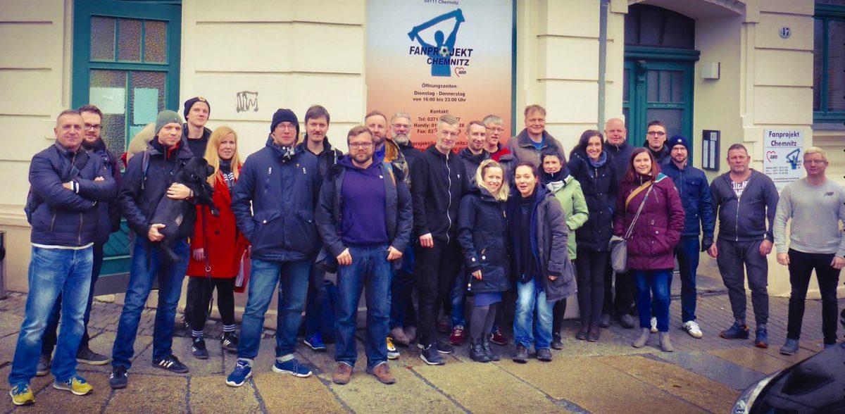 Ostdeutsche Fanprojekte tagten in Chemnitz