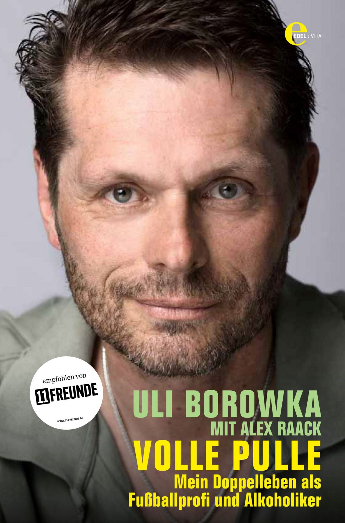 Lesung mit Uli Borowka