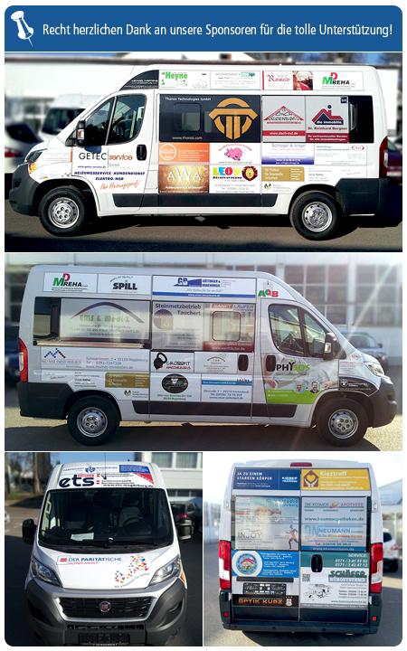 Mobil in der Fanszene – Ein neuer Kleinbus für das Fanprojekt