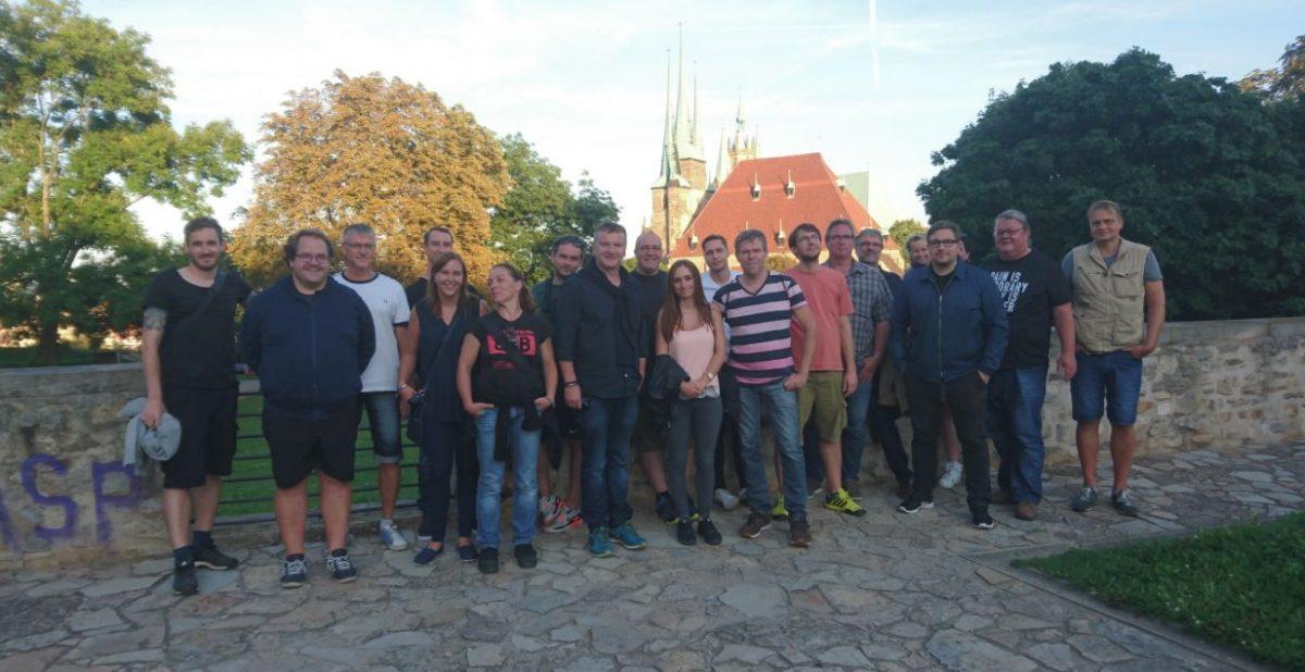 BAG-Ost Tagung in Erfurt
