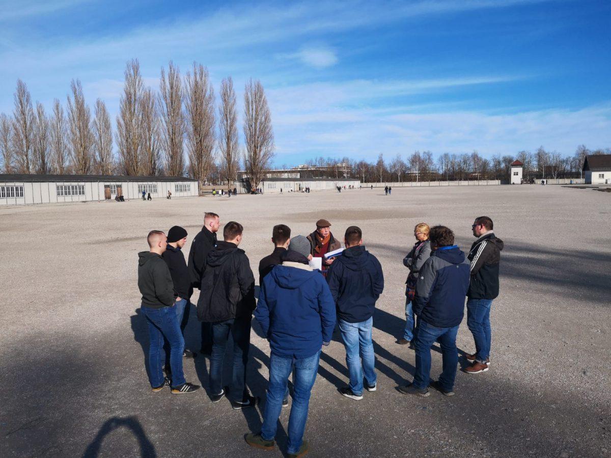 Besuch Gedenkstätte Dachau