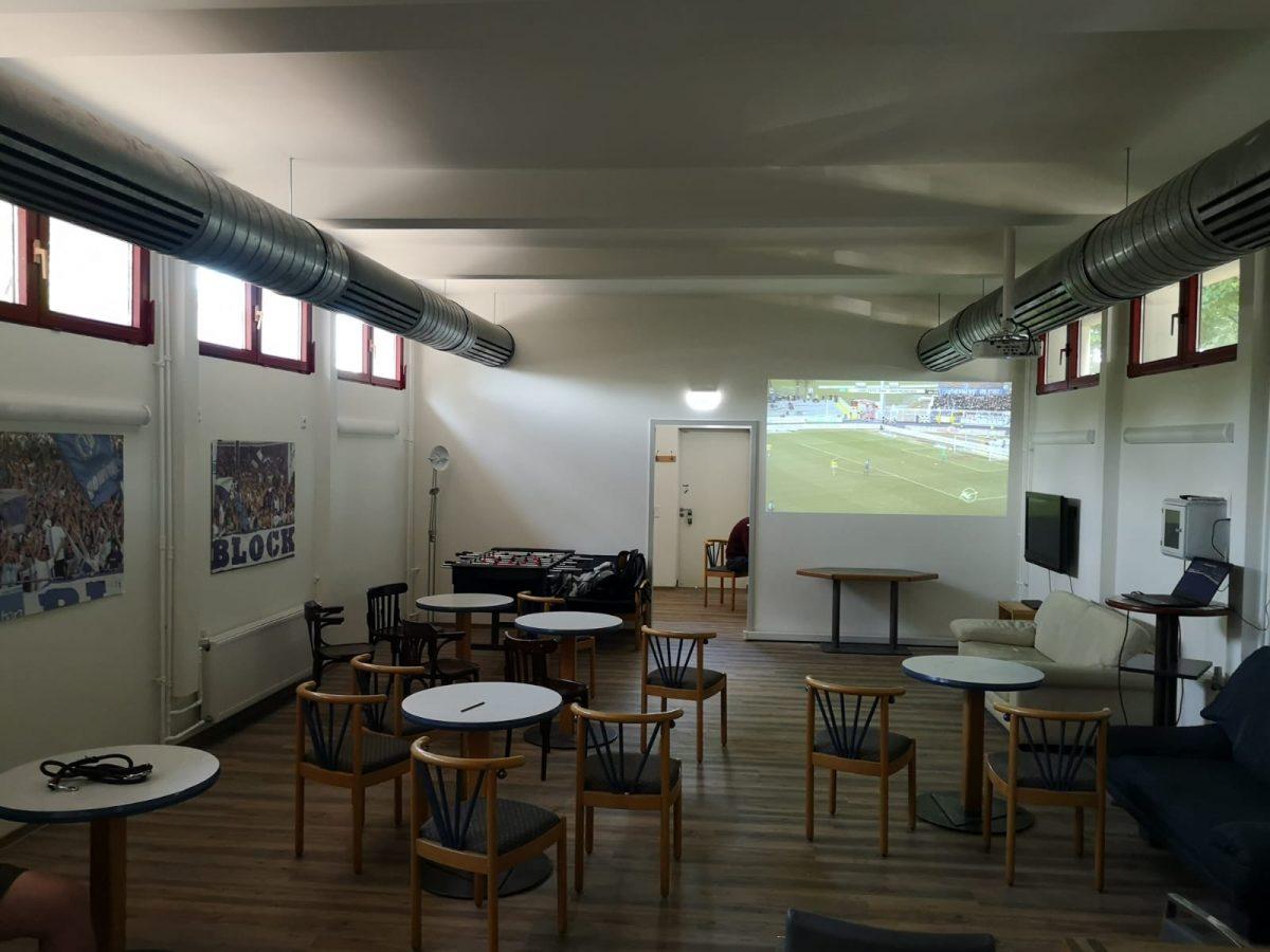 Wiedereröffnung, vorübergehend angepasste Öffnungszeiten, Clubspiele gucken, keine Sommerschließzeit!